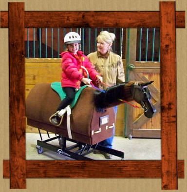 For our children, Take the Reins provides more than just a good time.